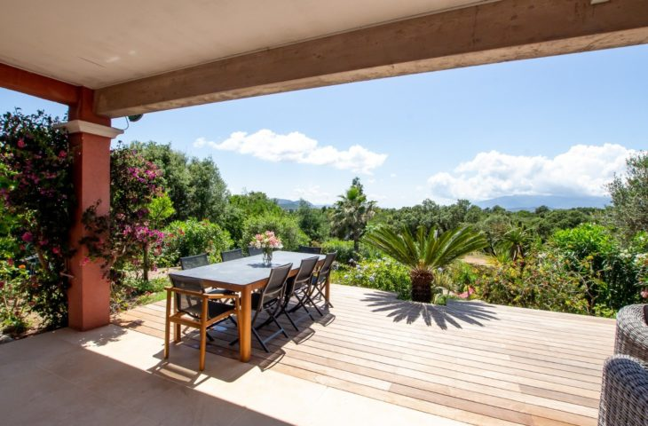 Location villa de 190m2 à Arasu