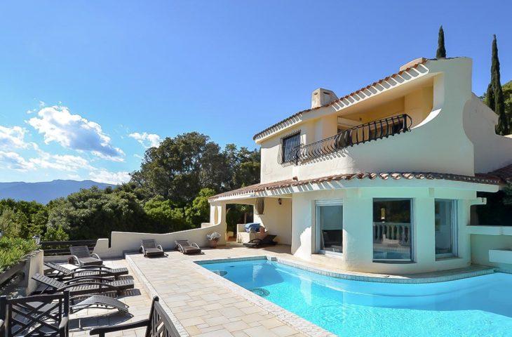 Villa T7 vue mer exceptionnelle