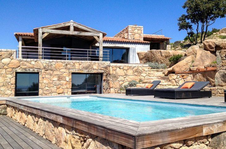 Villa à louer à la semaine à Bocca d'Oru